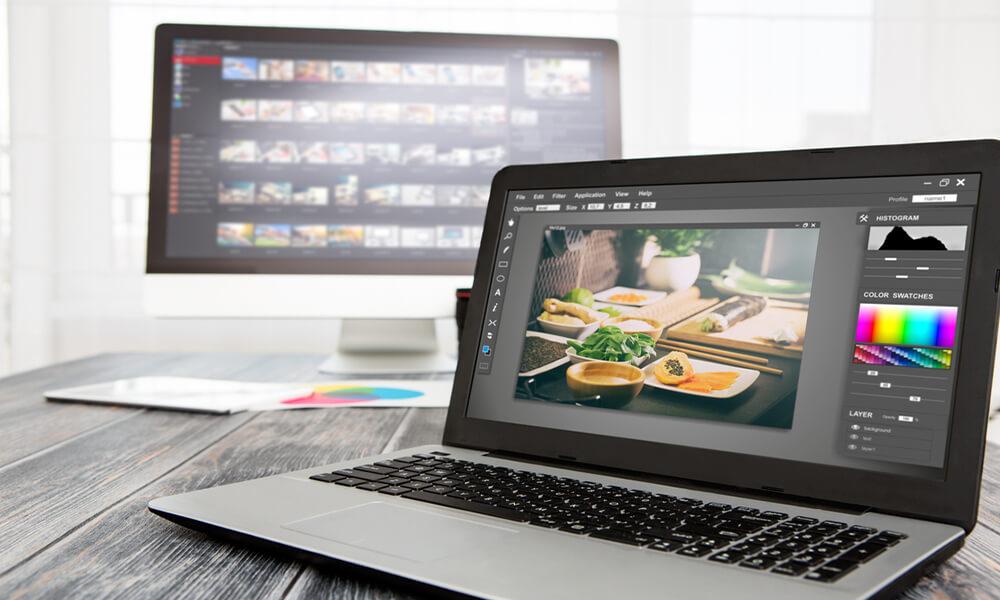 Photo Editing Laptops