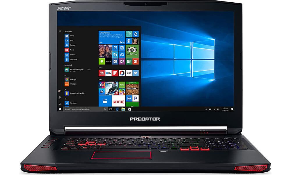 Acer Predator 17 inches