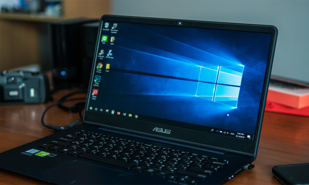 Laptops Without Operating System