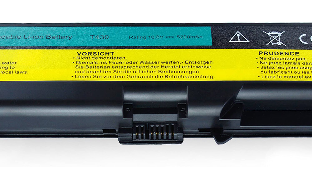 Dtk® Lenovo® Laptop Replacement Battery