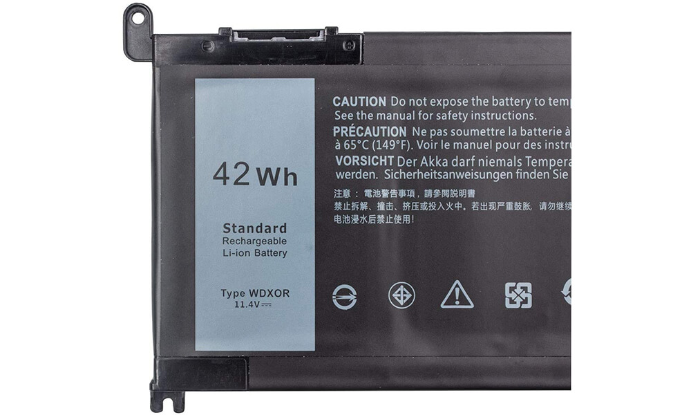 Dtk® WDX0R Replacement Battery for Acer Aspire One Laptop