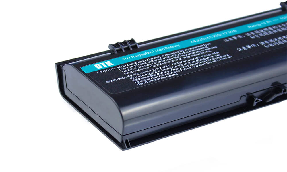 Dtk Laptop Replacement Battery for HP