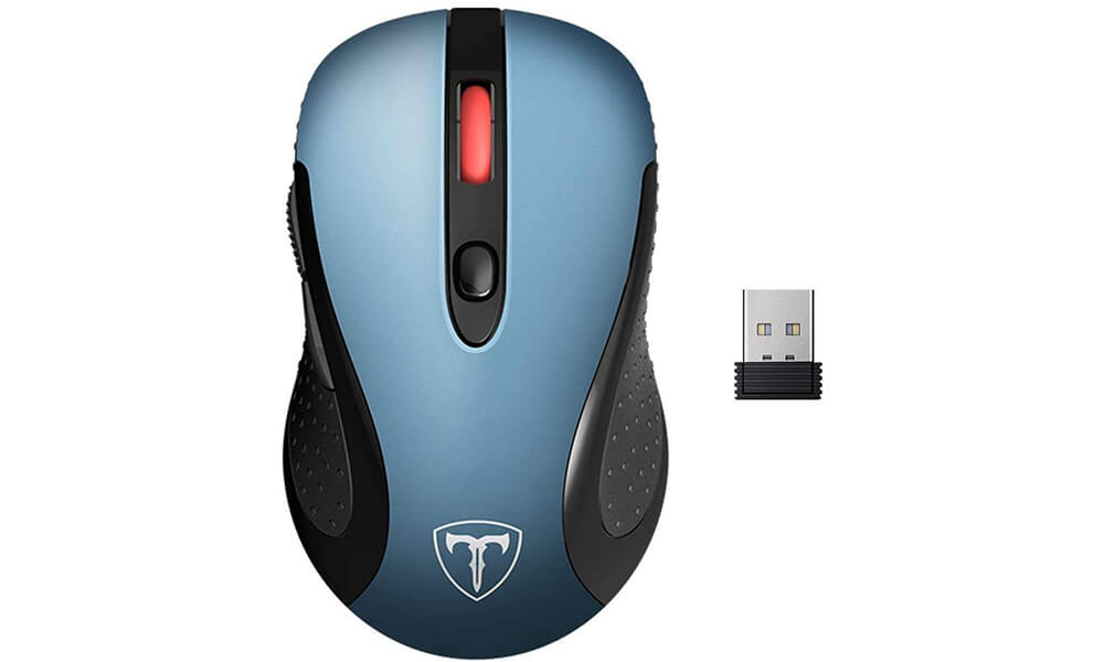 VicTsing Wireless Mouse for Laptop
