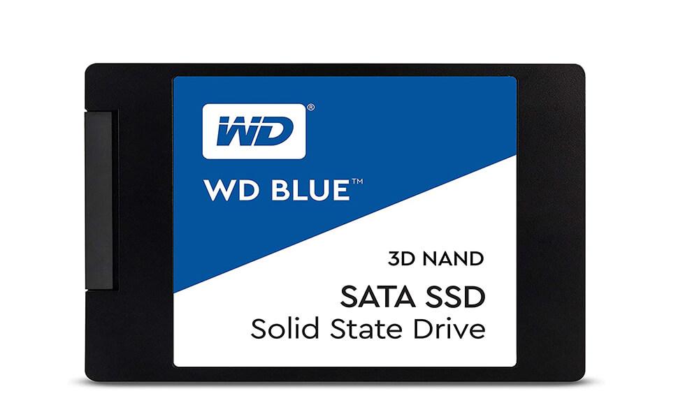 Western Digital WDS500G2B0A WD