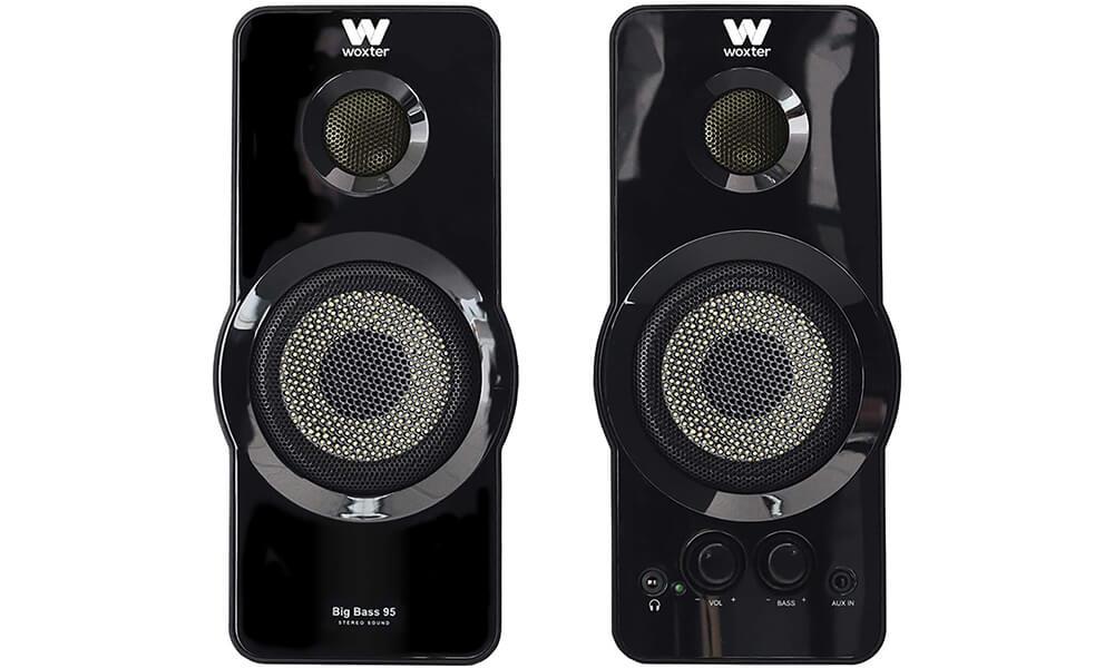 Woxter Big Bass 95 Laptop Speakers