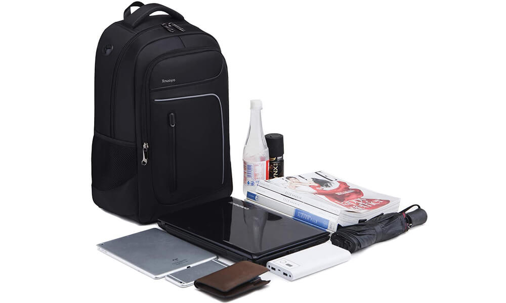 Xnuoyo Travel Laptop Backpack
