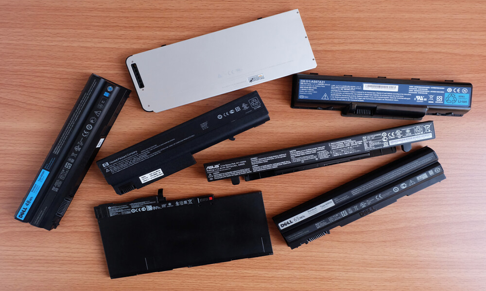 Best Replacement Batteries For Laptops