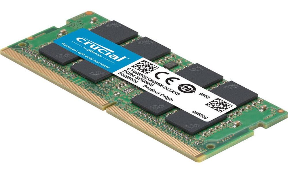 CRUCIAL Laptop RAM