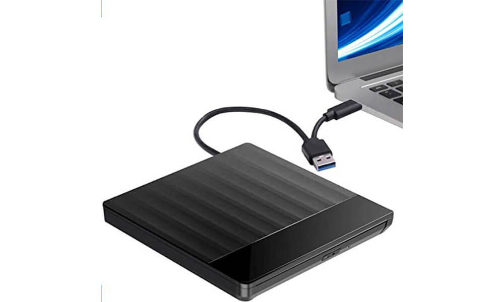 Cabletrans External CDDVD ReaderWriter