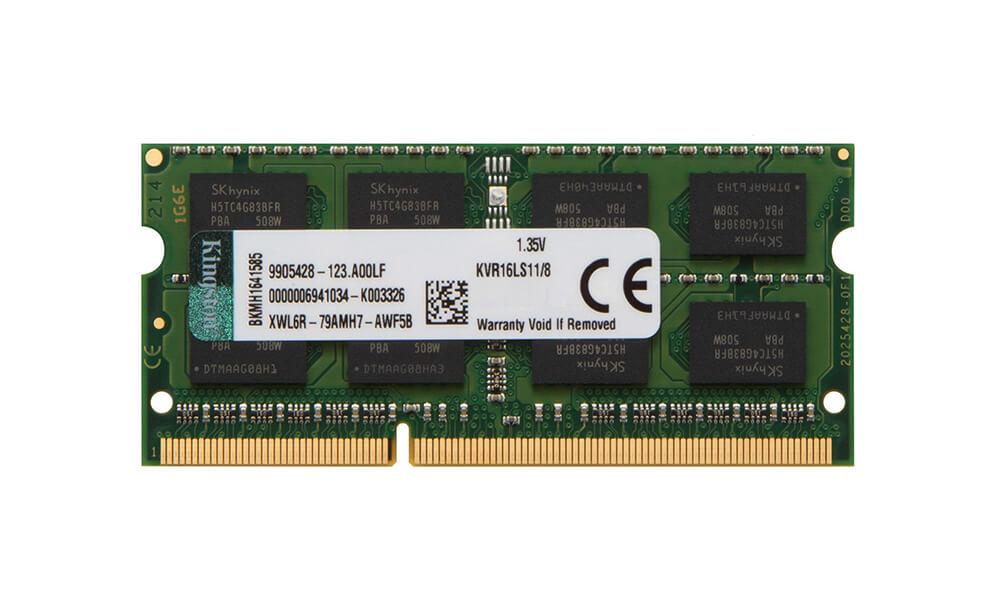 Kingston Laptop RAM Memory