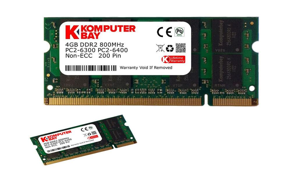 Komputerbay Laptop RAM