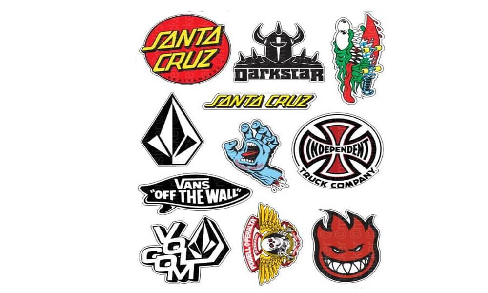 PAMIYO Laptop Stickers