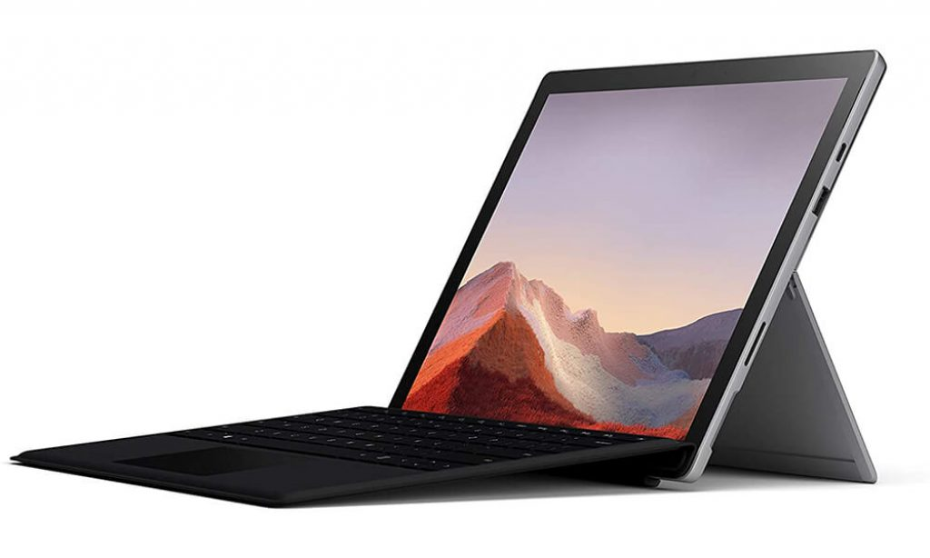 Surface Pro 7+ review