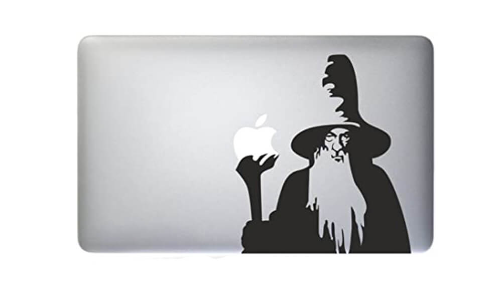 TaylorHe Lord of the Rings Design Vinyl Laptop Sticker
