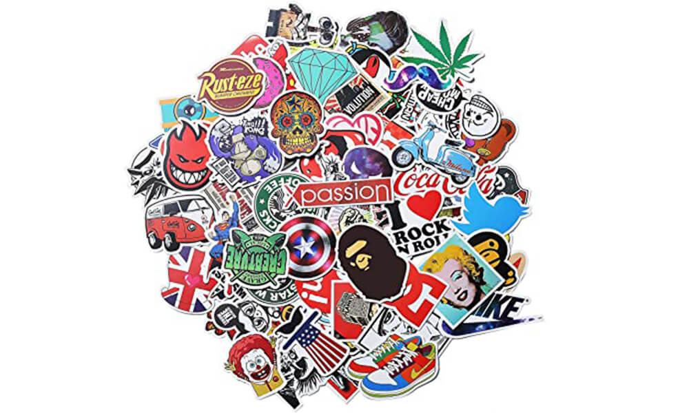 Xpassion Laptop Stickers